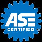 Roadside Auto is ASE certified.